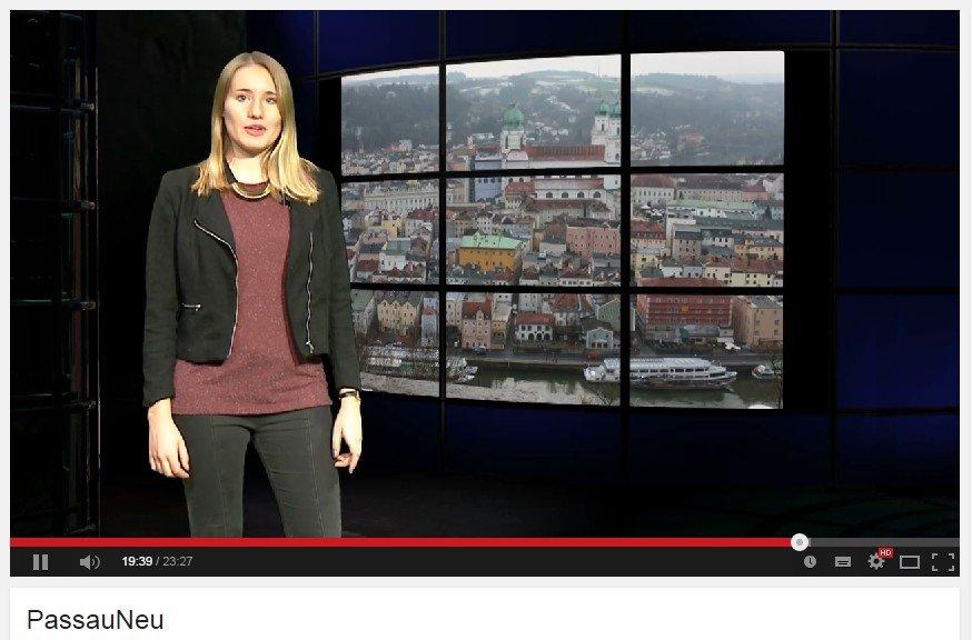 Offtext für TV-Beitrag